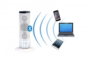 frontrow juno med bluetooth