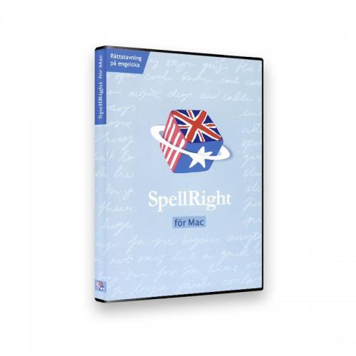 SpellRight för Mac rättstavningsprogram