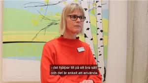Specialpedagog Josefin Burlin